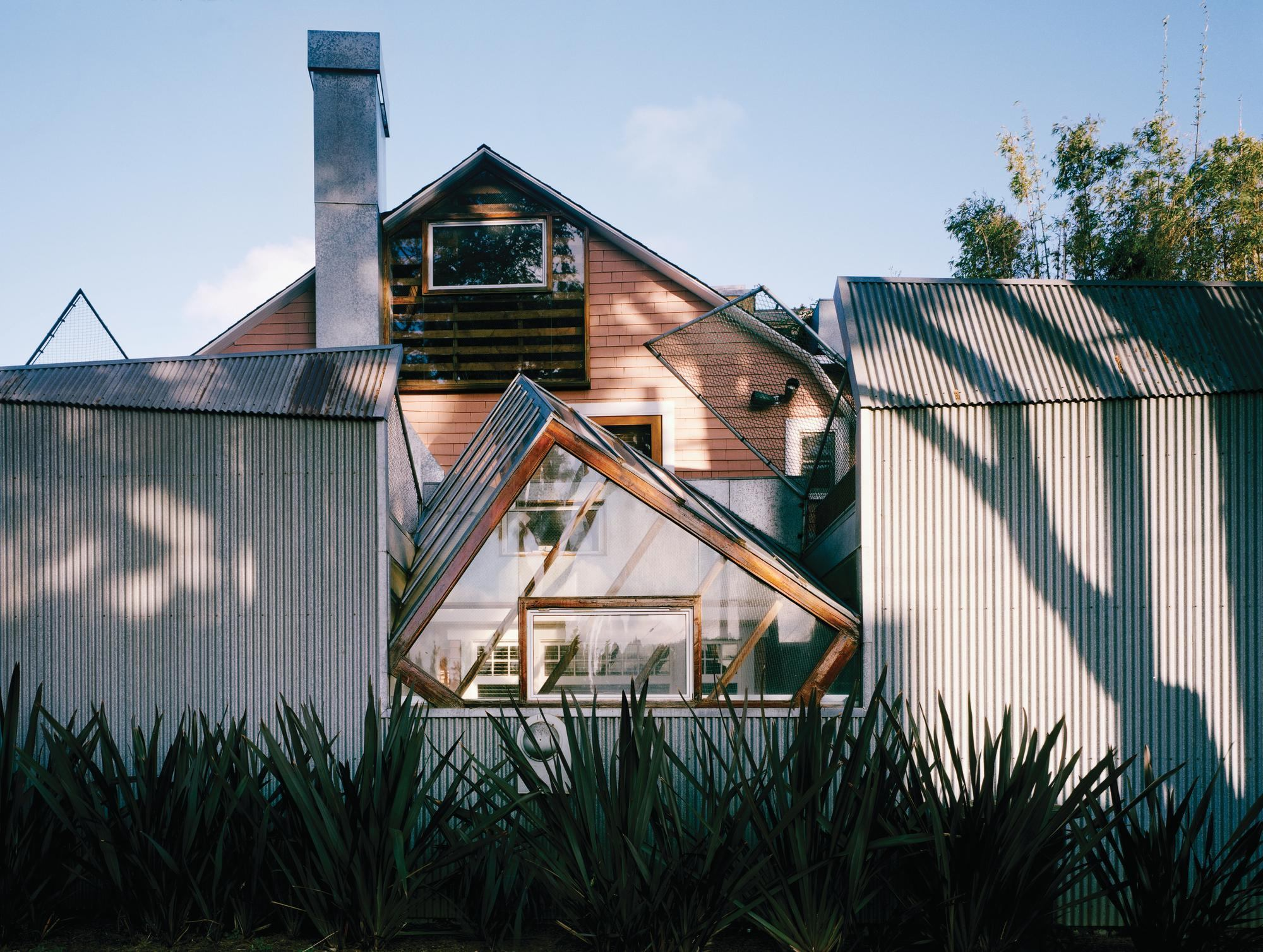 Gehry House in Santa Monica